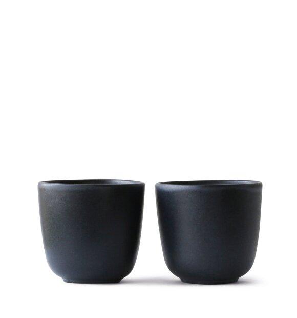 Ro Collection - 2 krus i Gaveæske Mug no. 36, Lava Stone