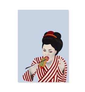 taisho - Sulten Geisha 40*50