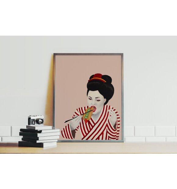 taisho - Sulten Geisha A4