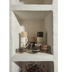 OYOY Living Design - Hagi sukkerskål, Brun