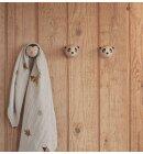 OYOY Living Design - Mini knage Pingvin, Natur