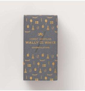 Wally and Whiz - Gaveæske Tillykke - fyldt med gourmet vingummi