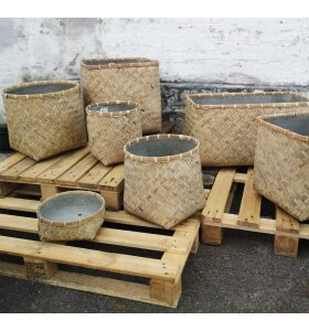 potterypots - Kobe M, Bamboo - Hent selv