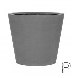 potterypots - Bucket L, Grey - Hent selv