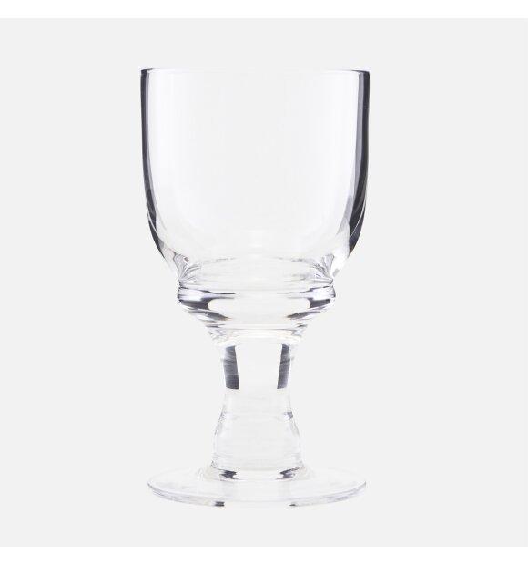 Nicolas Vahé - Hvidvinsglas, Clear