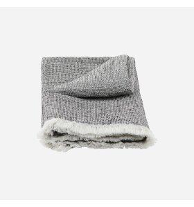 House Doctor - Badehåndklæde Latur, Gråmeleret