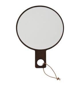 OYOY Living Design - Ping Pong håndspejl, Mørk