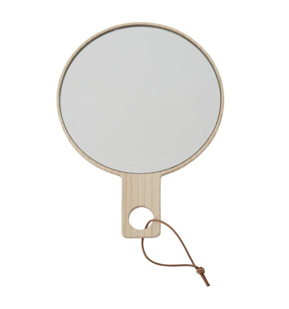 OYOY Living Design - Ping Pong Håndspejl natur