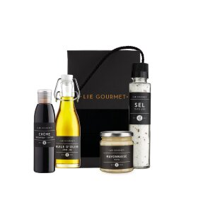 Lie Gourmet - Gaveæske The real Gourmet