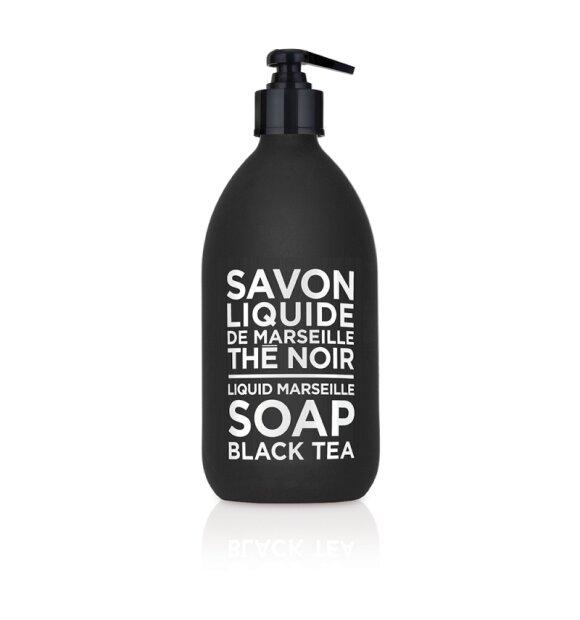 SAVON de Marseille - Flydende sæbe 500 ml black tea