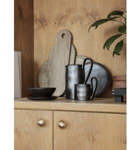ferm LIVING - Mushroom Hook, Messing - design af Helena Rohner