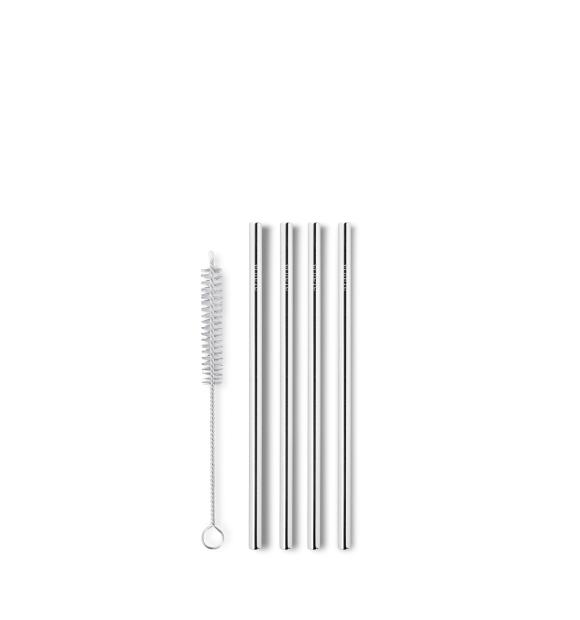 AYAIDA - Short straw, Silver