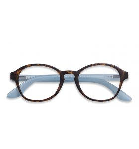 Have A Look - Læsebrille Circle, Tortoise/blue