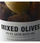 Nicolas Vahé - Oliven Mix, i krydderolie