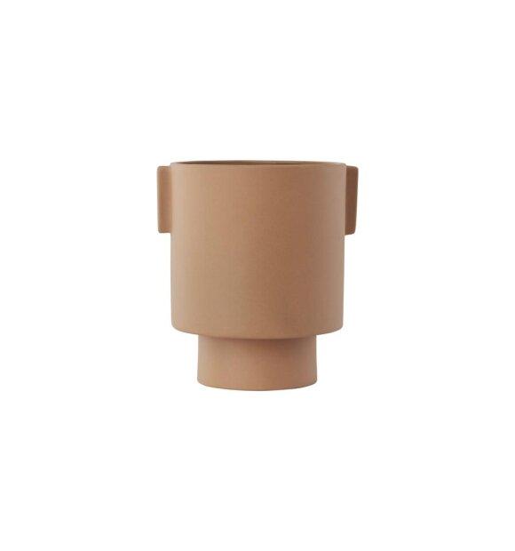 OYOY Living Design - Inka Kana Pot Medium, Camel