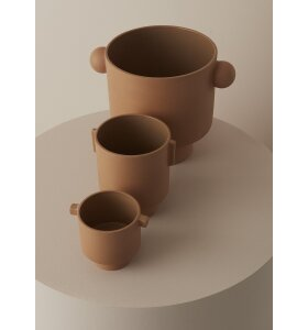OYOY Living Design - Inka Kana Pot Medium, Camel