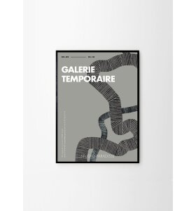 The Poster Club - Galerie Temporaire 47, Studio Paradissi 50*70