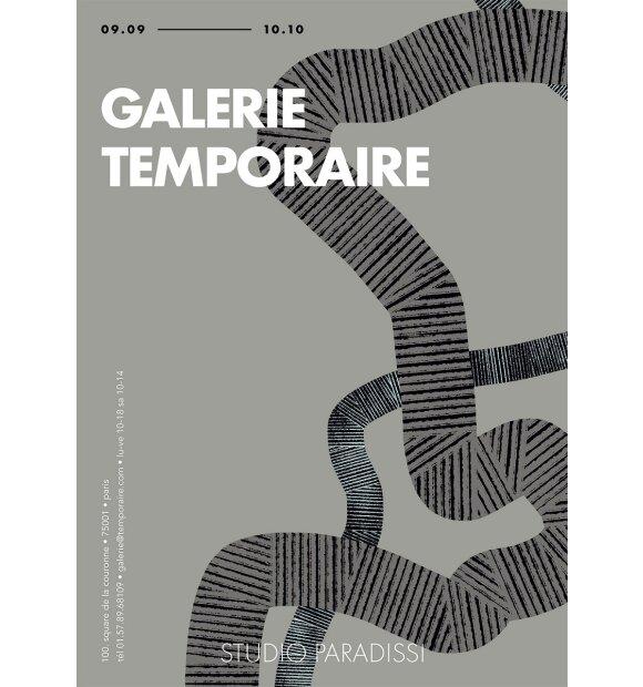 The Poster Club - Galerie Temporaire 47, Studio Paradissi 50*70