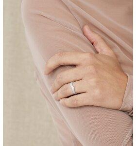 Trine Tuxen - Ring Mushroom, Sølv