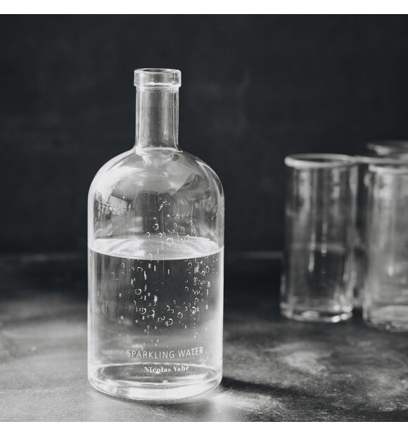 Nicolas Vahé - Flaske med prop, Sparkling