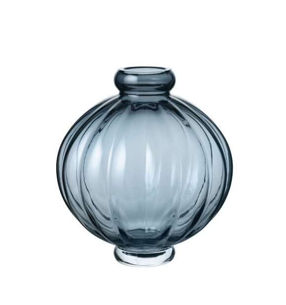 Louise Roe - Balloon vase #01, Blå
