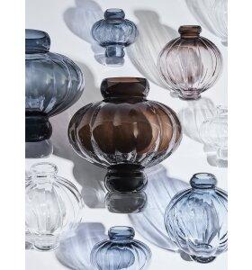 Louise Roe - Balloon Vase #03, Blå
