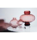 Louise Roe - Balloon Vase #3, Burgundy
