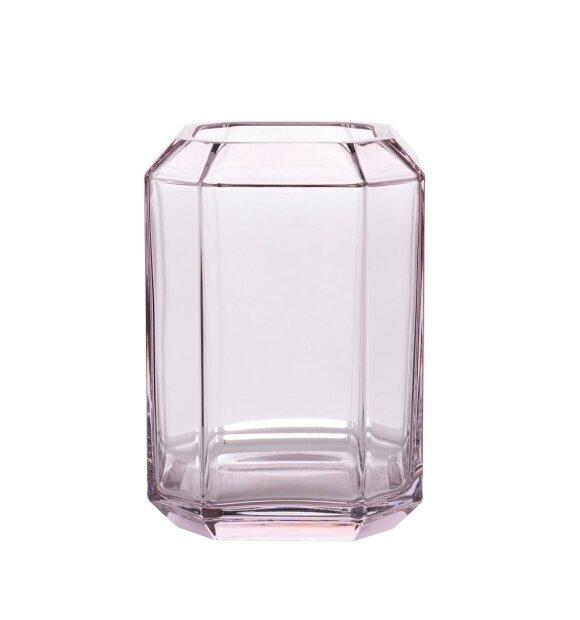 Louise Roe - Jewel Vase stor, Rose