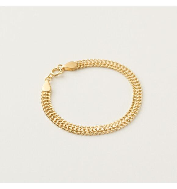 Studio Loma - Molly armbånd, Guld