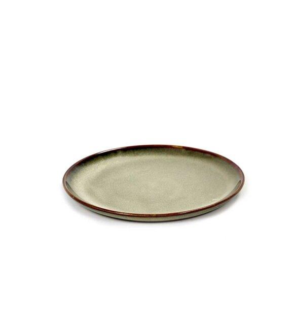 Serax - Tallerken S, Misty grey