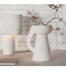 Serax - Vase Earth L, Hvid
