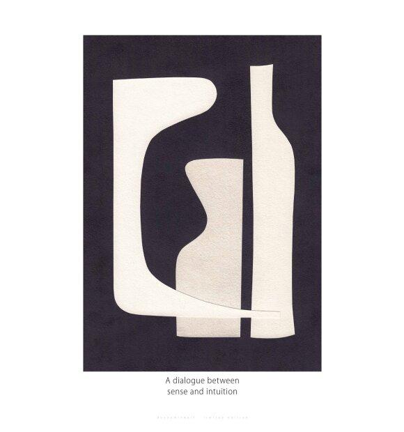 Doyoumindart - A Dialogue 70*100