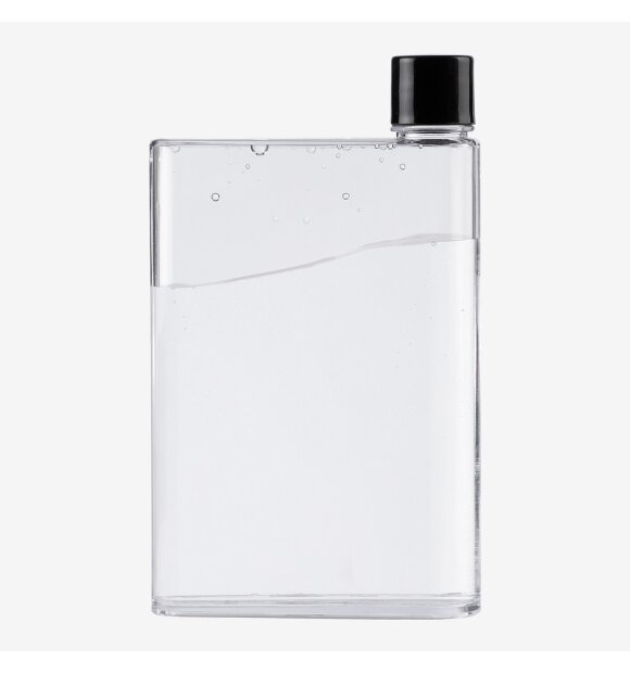 Vandret - Flad Vandflaske 320 ml