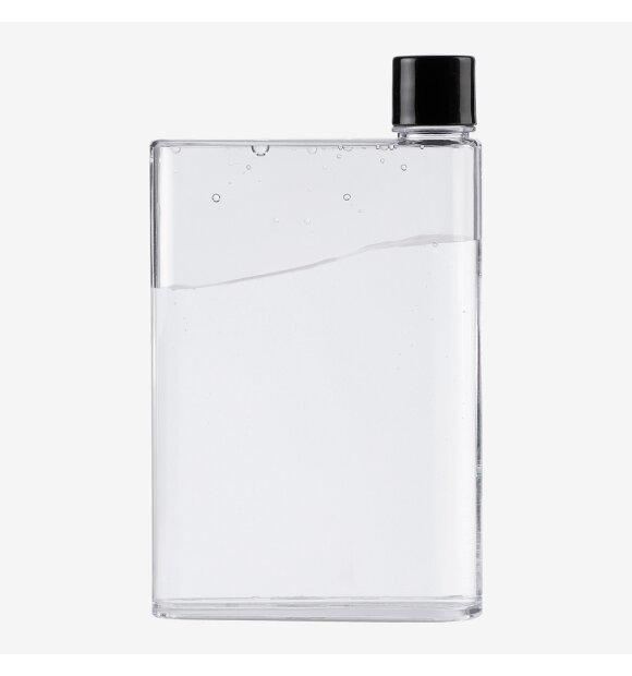 Vandret - Flad Vandflaske 470 ml