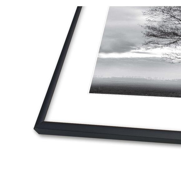 INCADO - Minimal Black 70x100 - Sendes ikke