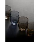 Louise Roe - Soda Glas, Blå