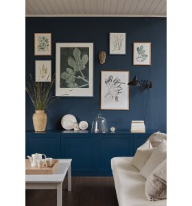 Pernille Folcarelli - Fig 1 Dark Teal 70*100