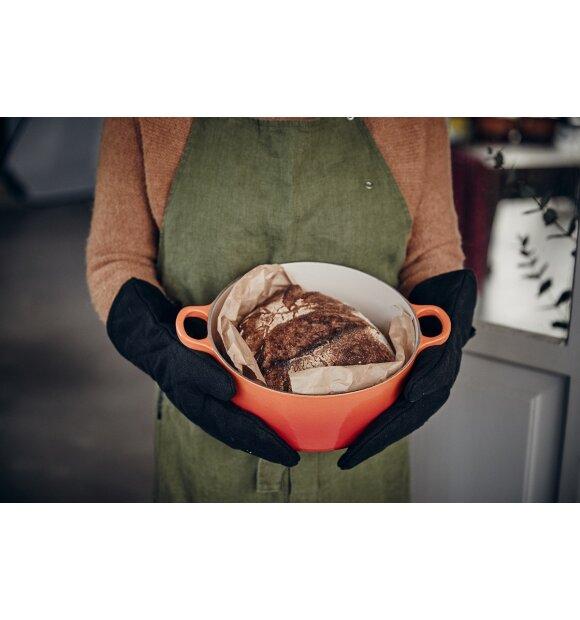 Lovely Linen - Classic Grillhandske