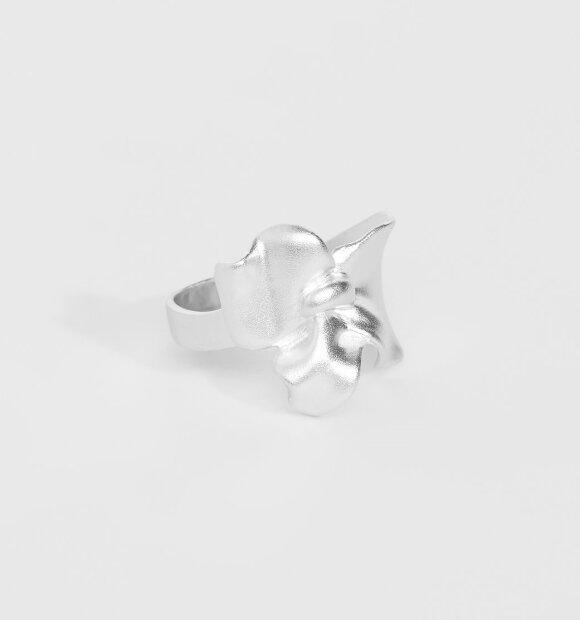 Trine Tuxen - Ava fingerring, sølv