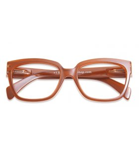 Have A Look - Læsebrille Mood, Warm orange