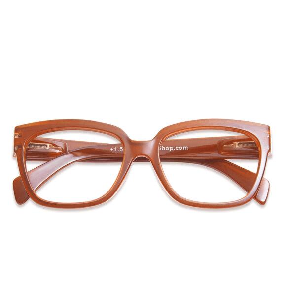Have A Look - Læsebrille Mood, Warm orange
