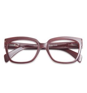 Have A Look - Læsebrille Mood, Dark red