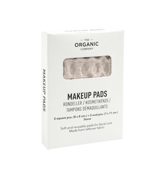 The Organic Company - Makeup pads, Big Waffle