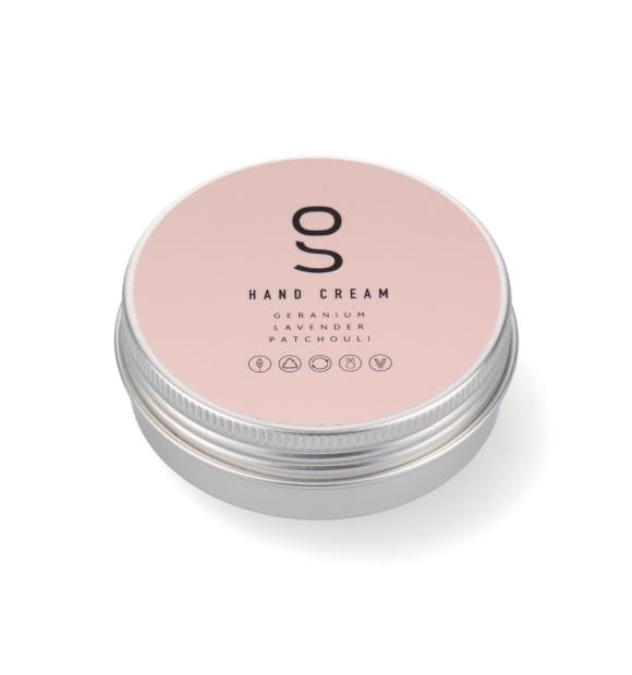 Simple Goods - Håndcreme Geranium, 60 ml.