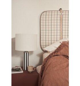 OYOY Living Design - Hovedgærde Grid, Offwhite