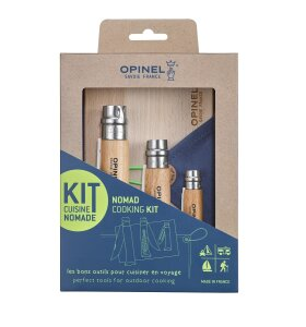 Gourmet Supply - Opinel Nomad Cooking Kit