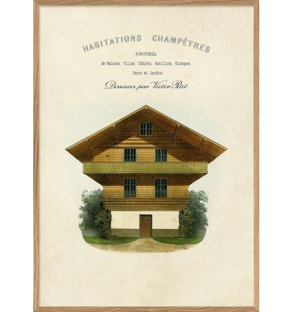 The Dybdahl Co. - Habitations Champêtres 30*40