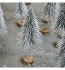 House Doctor - Juletræ, Spinkle Natur, H:30