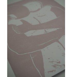 taisho - Krammet Rød, A4