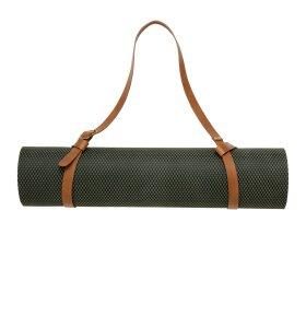 Nordal - Læderstrop til yogamåtte